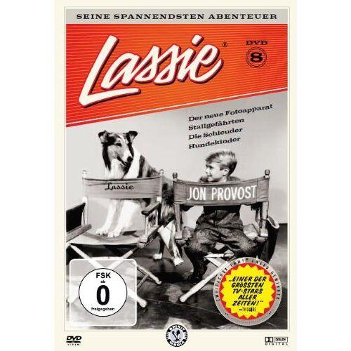 Jon Provost - Lassie 8 - Preis vom 14.01.2021 05:56:14 h