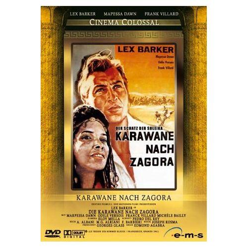 Edmond Agabra - Karawane nach Zagora - Preis vom 28.02.2021 06:03:40 h