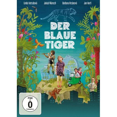Linda Votrubová - Der blaue Tiger - Preis vom 20.10.2020 04:55:35 h