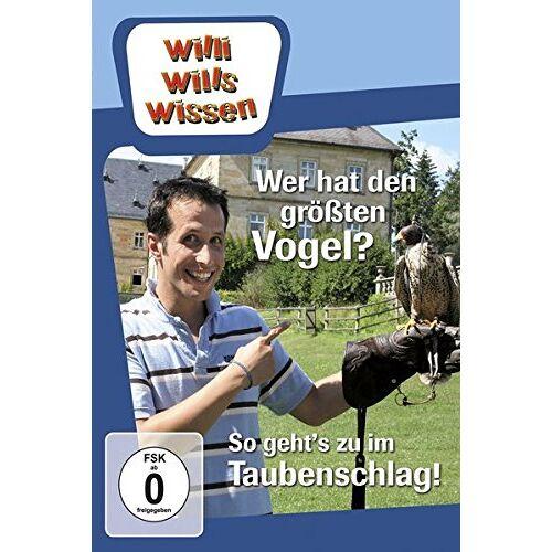 - Wer hat den größten Vogel? / So geht's zu im Taubenschlag! - Preis vom 08.04.2021 04:50:19 h