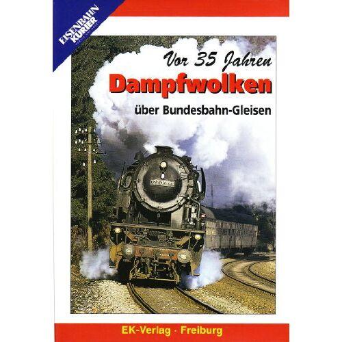 - Dampfwolken über Bundesbahn-Gleisen - Preis vom 01.03.2021 06:00:22 h