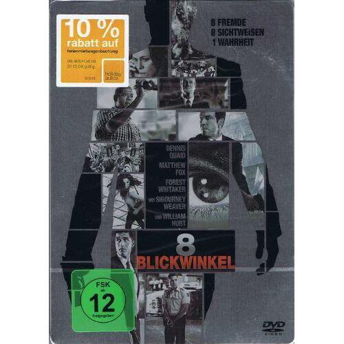Pete Travis - 8 Blickwinkel [Steelbook] - Preis vom 13.04.2021 04:49:48 h