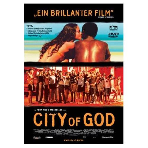 Fernando Meirelles - City of God (2 DVDs) - Preis vom 20.10.2020 04:55:35 h