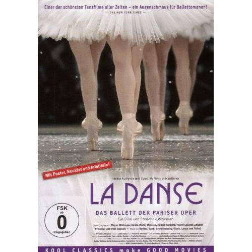 John Davey - La Danse - Das Ballett der Pariser Oper (+ Poster) - Preis vom 10.05.2021 04:48:42 h