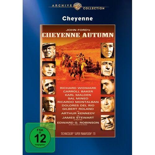 John Ford - Cheyenne - Preis vom 07.05.2021 04:52:30 h