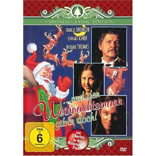Charles Jarrott - Und den Weihnachtsmann gibt's doch! *Inkl. 5 Weihnachtspostkarten!* - Preis vom 14.04.2021 04:53:30 h