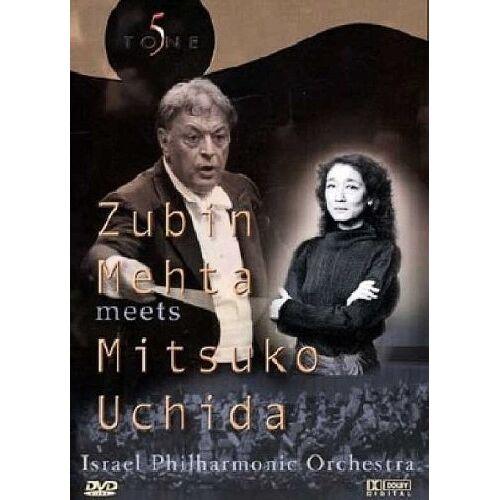 Mitsuko Uchida - Zubin Mehta Meets Mitsuko Uchida - Preis vom 02.12.2020 06:00:01 h