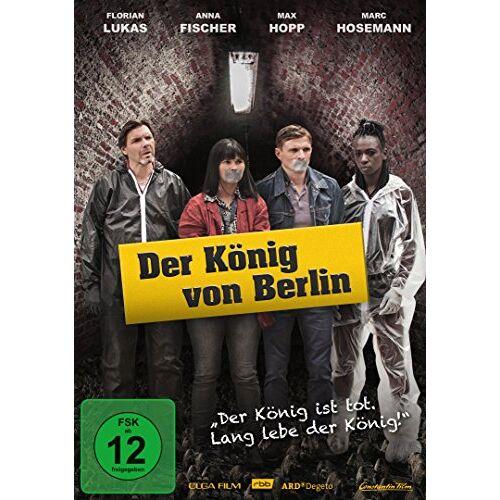 Florian Lukas - Der König von Berlin - Preis vom 13.11.2019 05:57:01 h