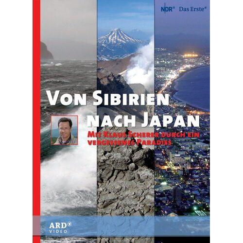 Klaus Scherer - Von Sibirien nach Japan - Preis vom 20.01.2021 06:06:08 h