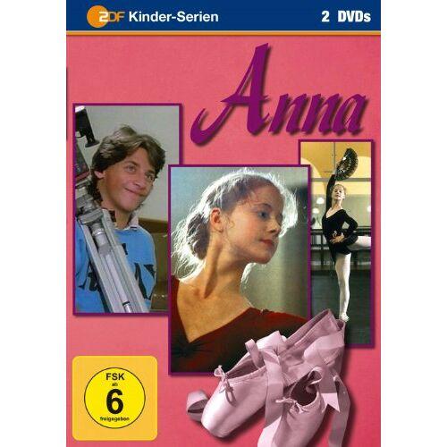 Frank Strecker - Anna [2 DVDs] - Preis vom 15.05.2021 04:43:31 h