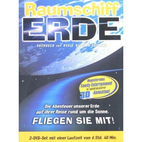 Nicolas Gessner - Raumschiff Erde [2 DVDs] - Preis vom 03.12.2020 05:57:36 h