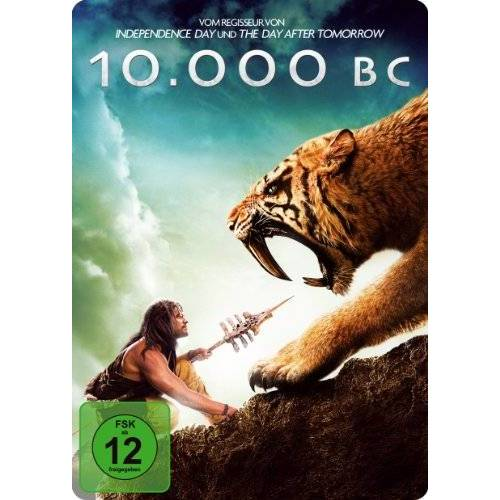 - 10.000 B.C. Steelbook - Preis vom 29.09.2020 04:52:24 h
