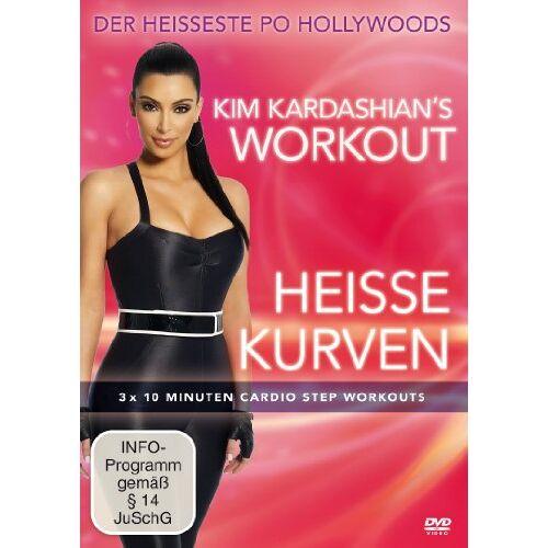 Kim Kardashian - Kim Kardashian's Workout - Heiße Kurven - Preis vom 08.05.2021 04:52:27 h