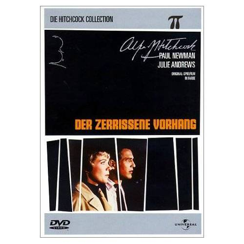 Alfred Hitchcock - Der zerrissene Vorhang - Preis vom 14.05.2021 04:51:20 h