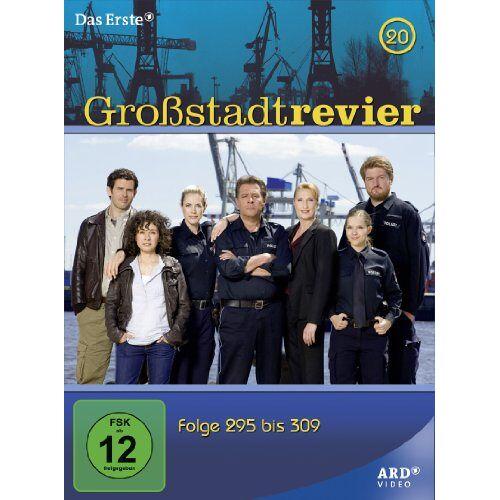Roland Großstadtrevier - Box 20/Folge 295-309 [4 DVDs] - Preis vom 18.10.2020 04:52:00 h