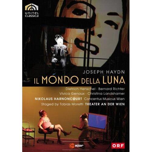 Felix Breisach - Joseph Haydn - Il Mondo della Luna [2 DVDs] - Preis vom 06.05.2021 04:54:26 h