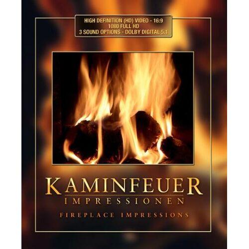 - Kaminfeuer Impressionen - Fireplace Impressions [Blu-ray] - Preis vom 06.05.2021 04:54:26 h