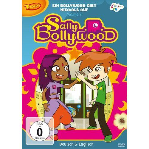 Alexis Ducord - Sally Bollywood Vol. 3 - 'Ein Bollywood gibt niemals auf' - Preis vom 06.09.2020 04:54:28 h