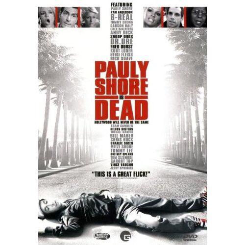 Pauly Shore - Pauly Shore Is Dead - Preis vom 26.02.2021 06:01:53 h