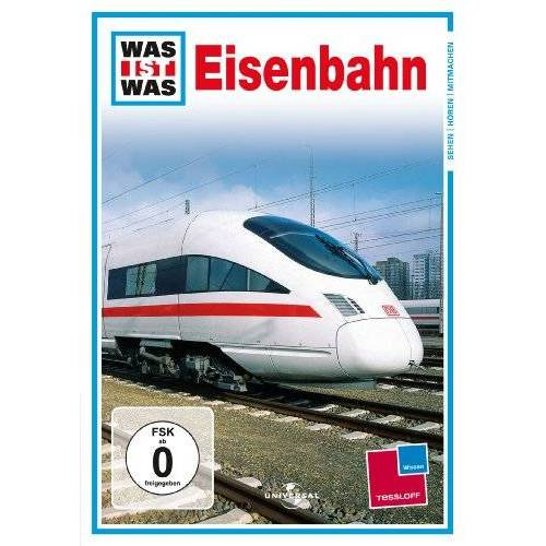 - WAS IST WAS TV: Eisenbahnen - Preis vom 06.04.2021 04:49:59 h