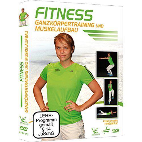 - Fitness Ganzkörpertraining und Muskelaufbau - Preis vom 20.10.2020 04:55:35 h