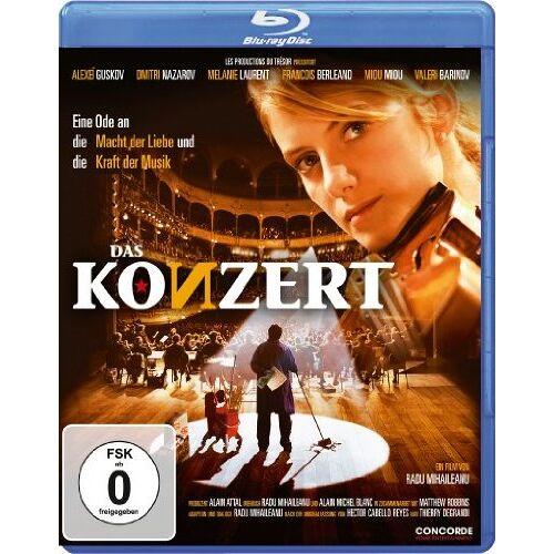 Radu Mihaileanu - Das Konzert [Blu-ray] - Preis vom 18.04.2021 04:52:10 h
