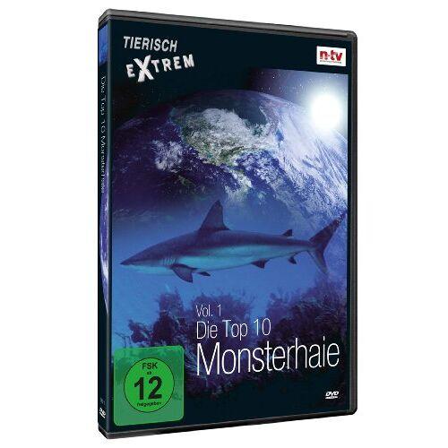 Daniel Allen - Tierisch Extrem Vol. 1 - Die Top 10 Monsterhaie - Preis vom 14.01.2021 05:56:14 h