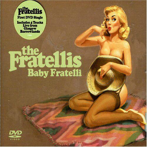 The Fratellis - Baby Fratelli [DVD-AUDIO] [SINGLE] - Preis vom 20.10.2020 04:55:35 h