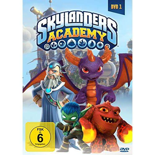 - Skylanders Academy Staffel 1 - DVD 1 - Preis vom 27.02.2021 06:04:24 h
