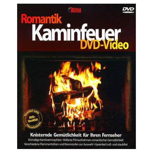 - Romantik Kaminfeuer - Preis vom 13.05.2021 04:51:36 h