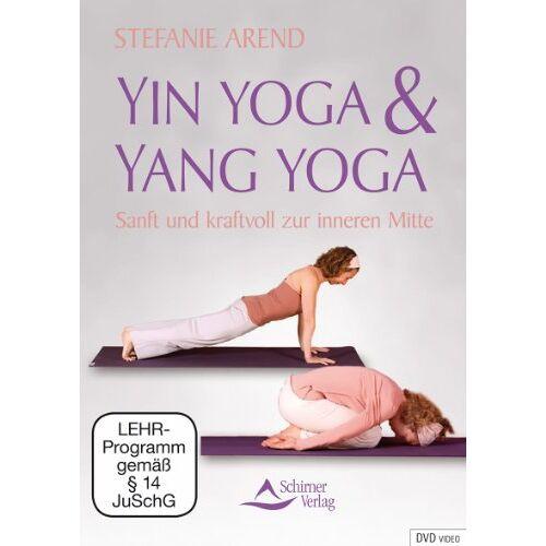- Yin Yoga & Yang Yoga - Sanft und kraftvoll zur inneren Mitte - mit Stefanie Arend und Musik von Irina Kornilenko - Preis vom 19.02.2020 05:56:11 h
