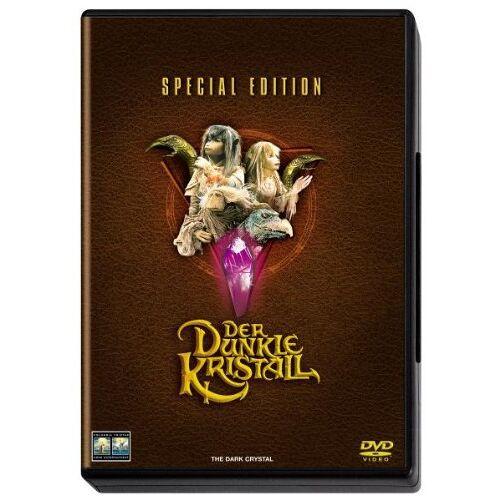 Frank Oz - Der dunkle Kristall (Special Edition) - Preis vom 10.04.2021 04:53:14 h