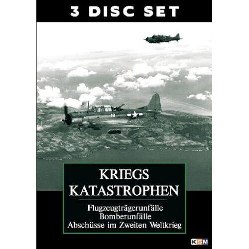 - Kriegskatastrophen-Box [3 DVDs] - Preis vom 15.04.2021 04:51:42 h
