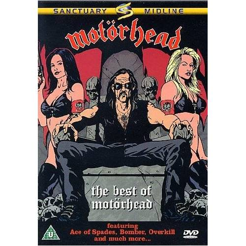 Motörhead - The Best Of Motörhead - Preis vom 06.05.2021 04:54:26 h