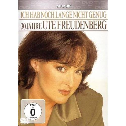 Ute Freudenberg - Ich hab noch lange nicht genug - Preis vom 21.10.2020 04:49:09 h