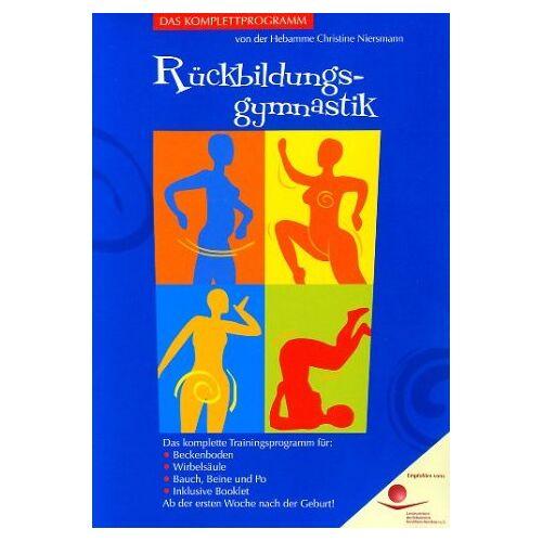 Christine Niersmann - Rückbildungsgymnastik - Preis vom 06.04.2021 04:49:59 h