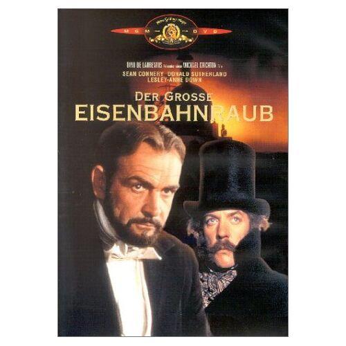 Sir Sean Connery - Der große Eisenbahnraub - Preis vom 25.02.2021 06:08:03 h