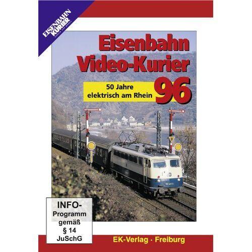 - Eisenbahn Video-Kurier 95 - 50 Jahre elektrisch am Rhein - Preis vom 15.08.2019 05:57:41 h