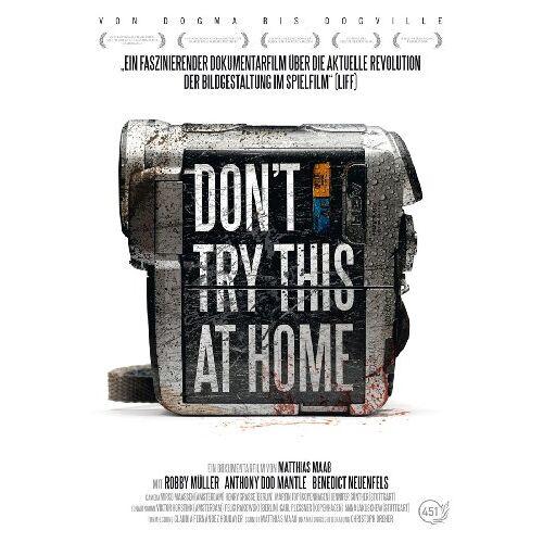 Matthias Maass - Don't Try This at Home - Von Dogma bis Dogville - Preis vom 03.12.2020 05:57:36 h