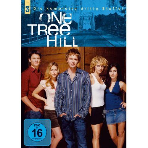 James Lafferty - One Tree Hill - Die komplette dritte Staffel (6 DVDs) - Preis vom 07.05.2021 04:52:30 h