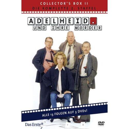 Stefan Bartmann - Adelheid und ihre Mörder - Adelheid Box 2: Die komplette 2. Staffel [3 DVDs] - Preis vom 07.05.2021 04:52:30 h
