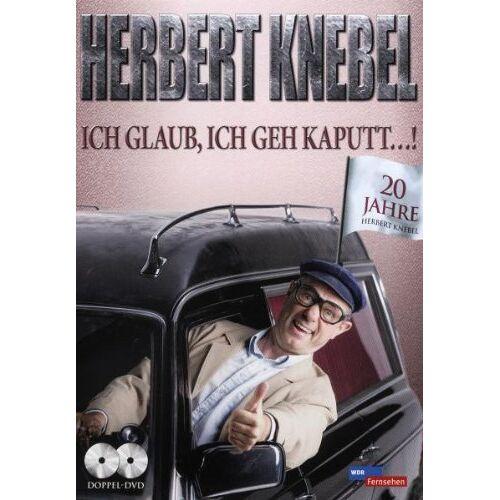 Herbert Knebel - Ich glaub ich geh' kaputt..!: 20 Jahre Herbert Knebel [2 DVDs] - Preis vom 28.02.2021 06:03:40 h