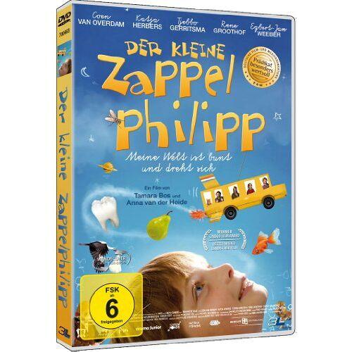 Anna von der Heide - Der kleine Zappelphilipp - Meine Welt ist bunt und dreht sich (DVD) - Preis vom 18.10.2020 04:52:00 h