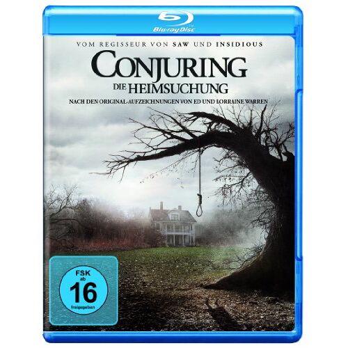 James Wan - Conjuring [Blu-ray] - Preis vom 12.04.2021 04:50:28 h