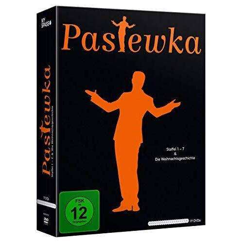 - Pastewka, B: Pastewka-Box-Staffel 1-7 BASIC [19 DVDs] - Preis vom 10.05.2021 04:48:42 h