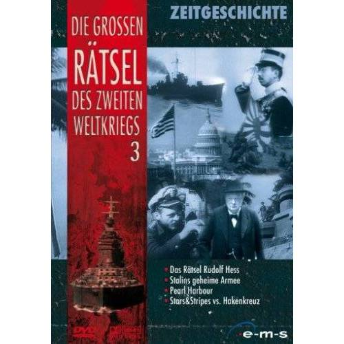- Die großen Rätsel des 2. Weltkriegs, Teil 3 - Preis vom 03.09.2020 04:54:11 h