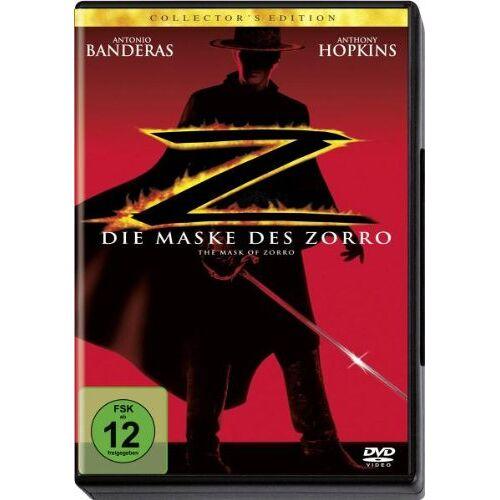 Martin Campbell - Die Maske des Zorro [Collector's Edition] - Preis vom 13.05.2021 04:51:36 h