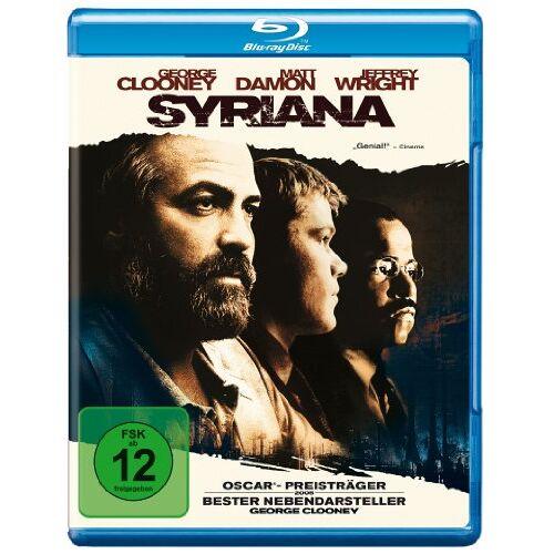 Steve Gaghan - Syriana [Blu-ray] - Preis vom 14.04.2021 04:53:30 h