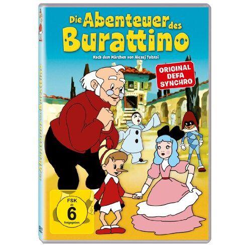 Various - Die Abenteuer des Burattino - Preis vom 27.02.2021 06:04:24 h