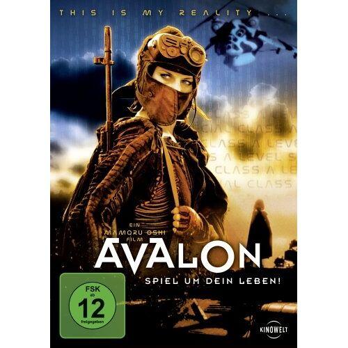 Mamoru Oshii - Avalon - Preis vom 12.04.2021 04:50:28 h